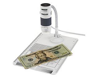 Carson eFlex Microscopio Digital 75x300x