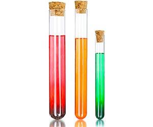 tubos de ensayo